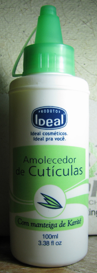 Amolecedor de Cuticulas Ideal