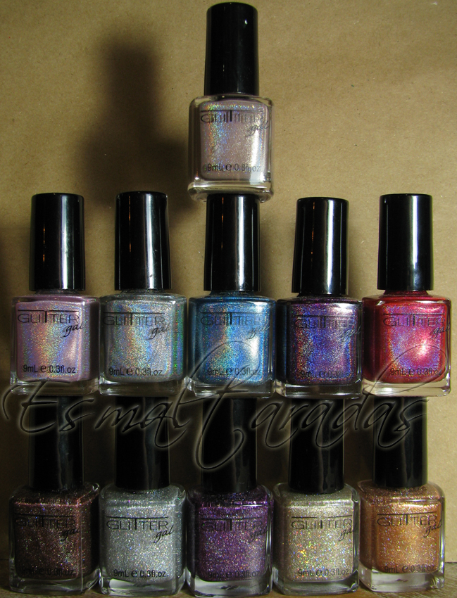 Glitter Galsb