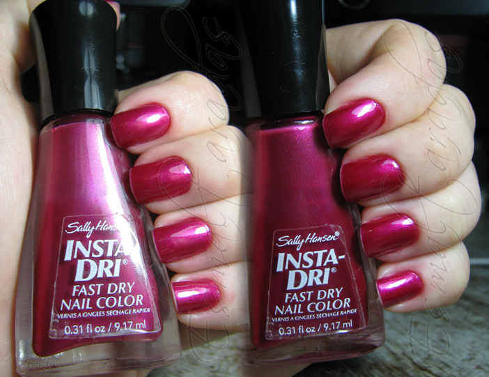 Magenta Motion - Sally Hansen 2
