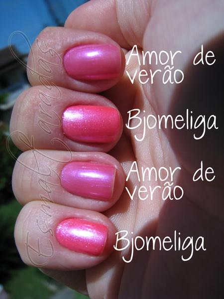 Bjomeliga x Amor de Verão - Impala