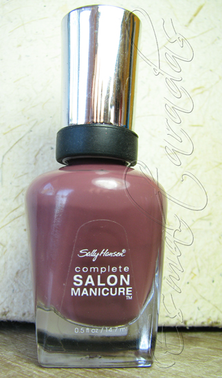Plum's the Word - Sally Hansen