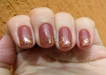 Teak Rose - Revlon + Traffic Stopper Copper - Sephora Sol