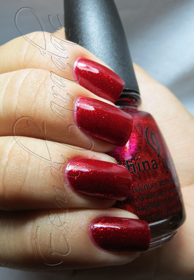 Ruby Pumps - China Glaze3