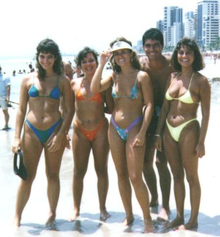 Meus tempos de Recife, com amigos