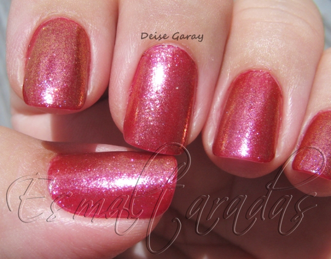 pink cristal led - beauty color 022