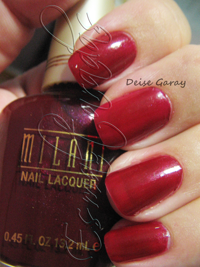radiant ruby - milani 002