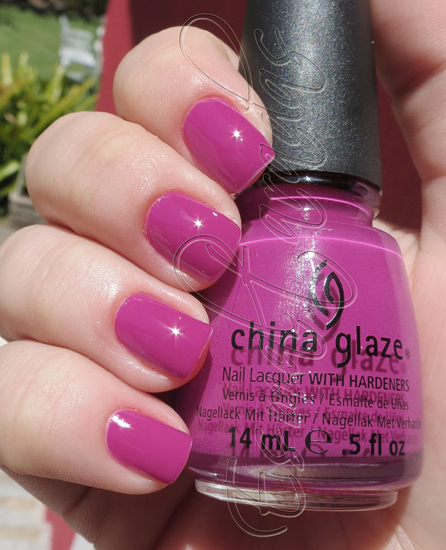 Traffic Jam - China Glaze4