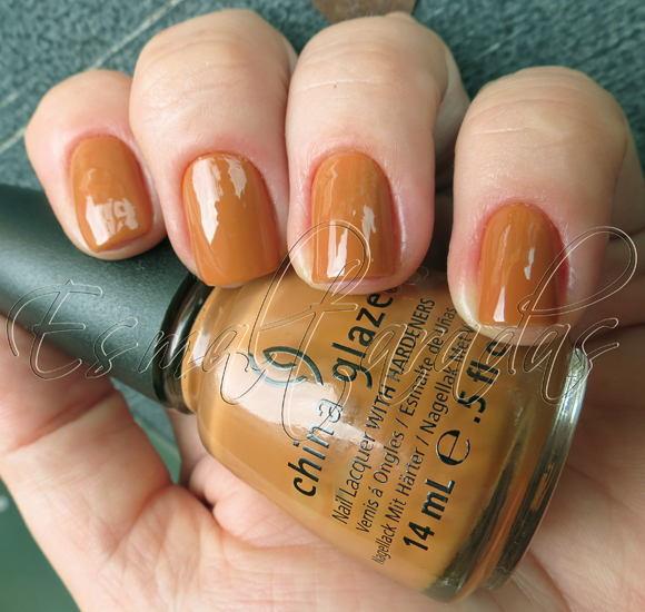 Desert Sun - China Glaze