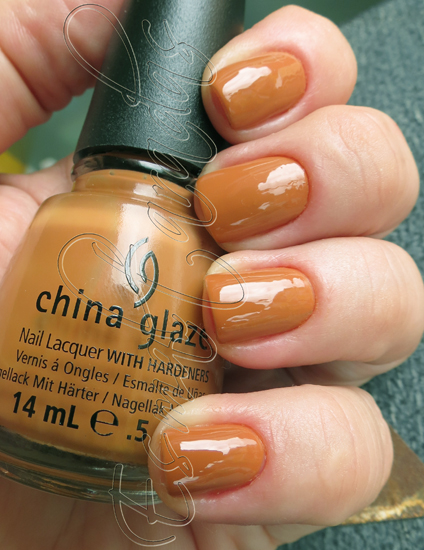 Desert Sun - China Glaze2