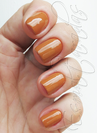 Desert Sun - China Glaze5