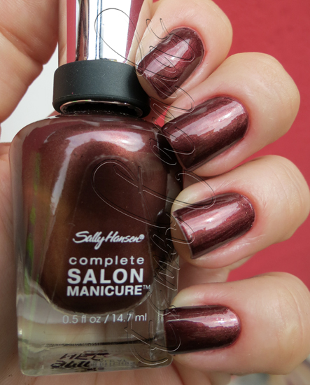 Haute Chocolate - Sally Hansen