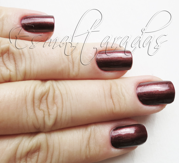 Haute Chocolate - Sally Hansen5