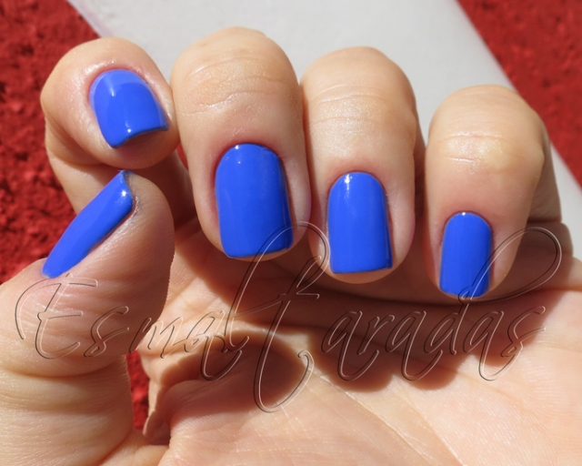 Pacific Blue - Sally Hansen