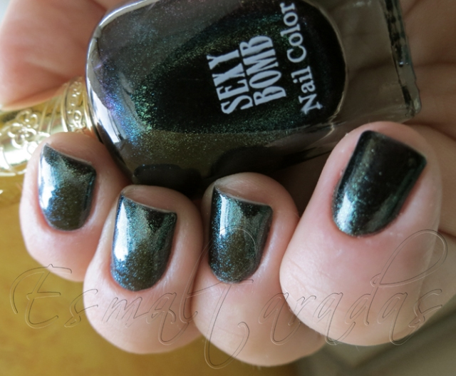 Starlit Green Night - Sexy Bomb - S71 2
