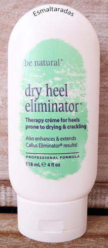 Dry heel eliminator