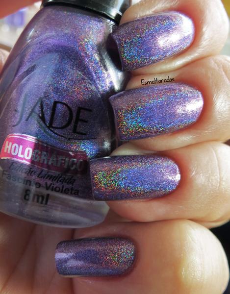 Fascínio Violeta - Jade