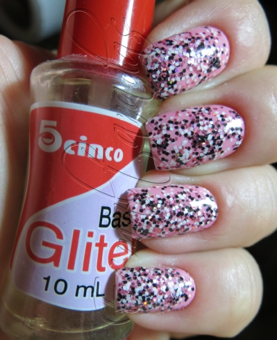 Base Glitter 5Cinco