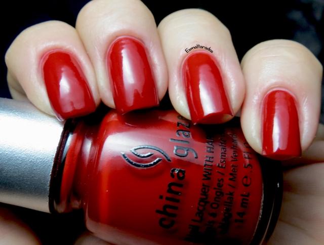 Ruby Deer - China Glaze