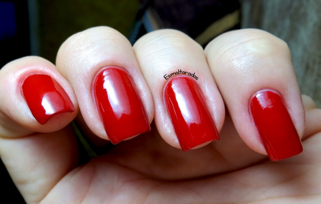 Ruby Deer - China Glaze2