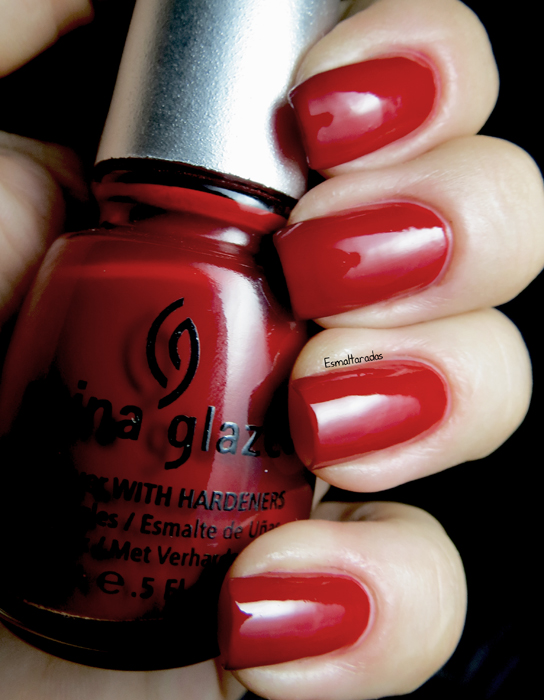 Ruby Deer - China Glaze4
