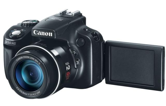 BimgCanon Powershot SX50 HS