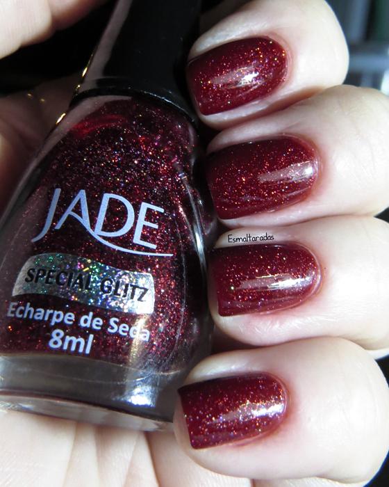 Echarpe de Seda - Jade6