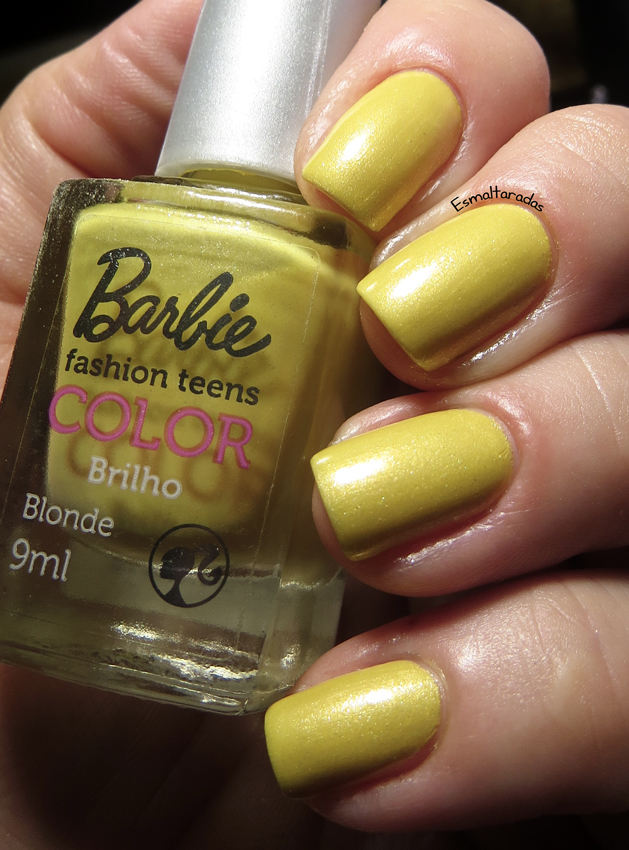 Blonde - Barbie Color