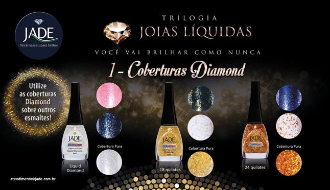 apresentacao colecoes coberturas diamond