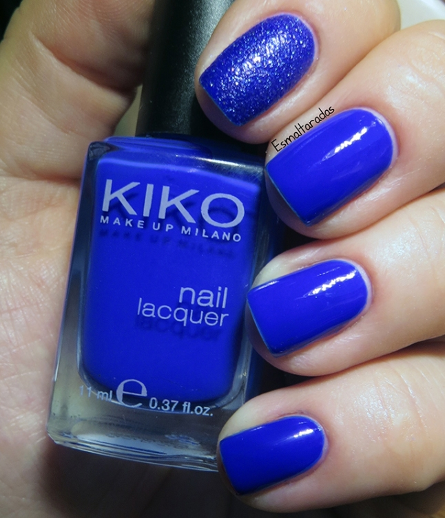 Electric Blue - 336 - Kiko
