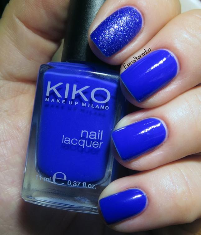 Electric Blue - 336 - Kiko