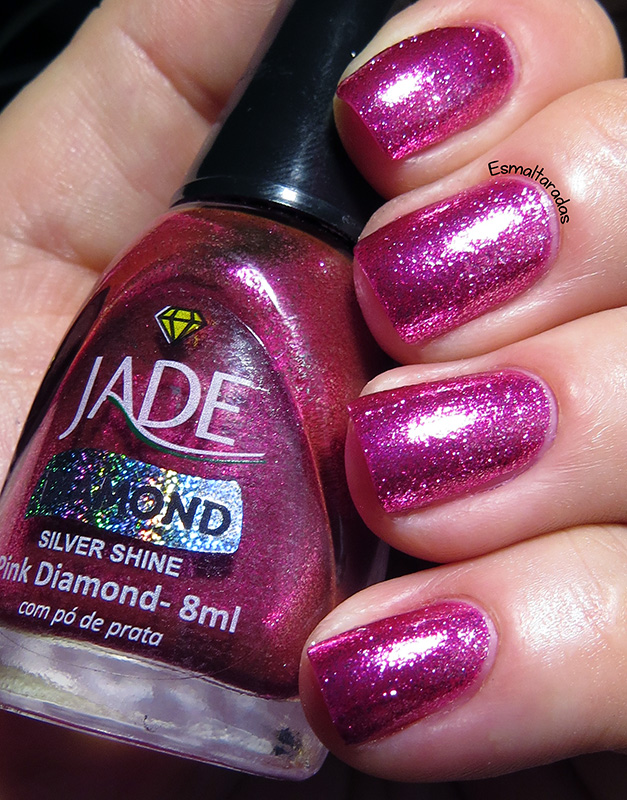 Pink Diamond - Jade