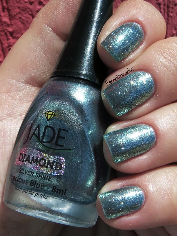 Precious Blue - Jade
