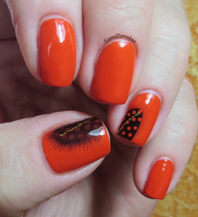Bright Orange - 357 - Kiko