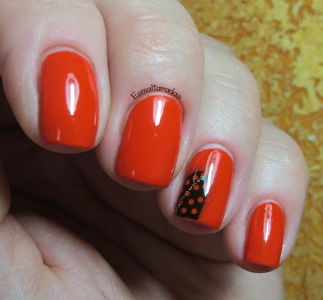 Bright Orange - 357 - Kiko2