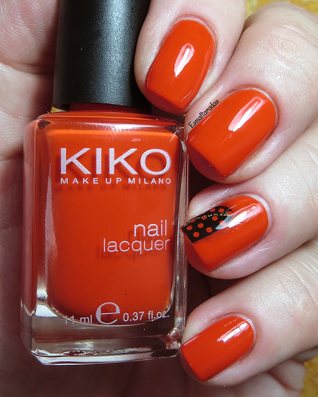Bright Orange - 357 - Kiko3