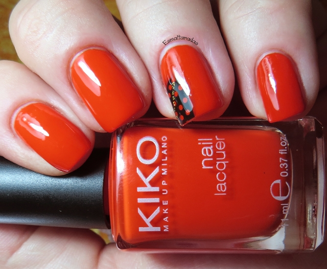 Bright Orange - 357 - Kiko4