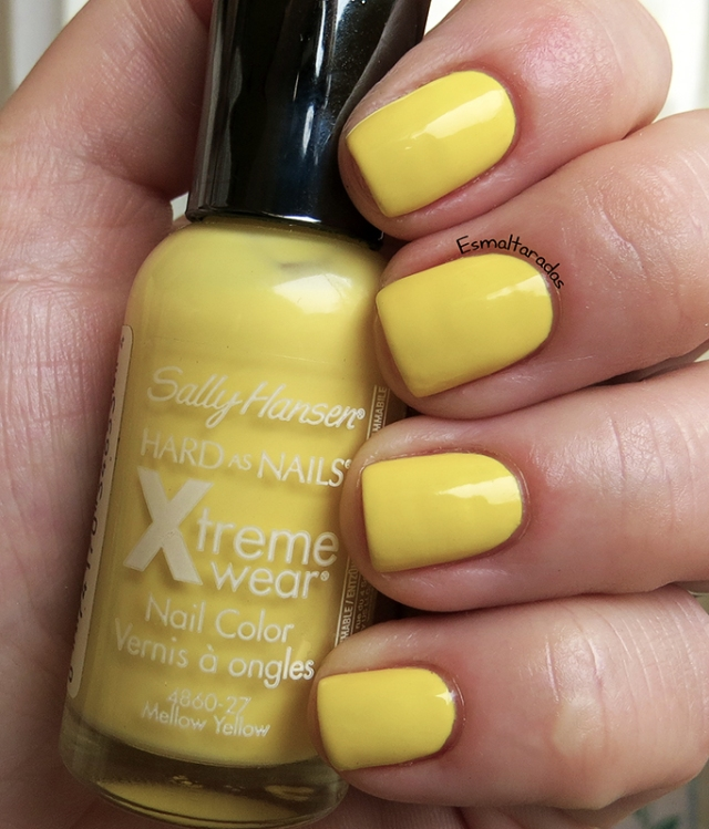 Mellow Yellow - Sally Hansen