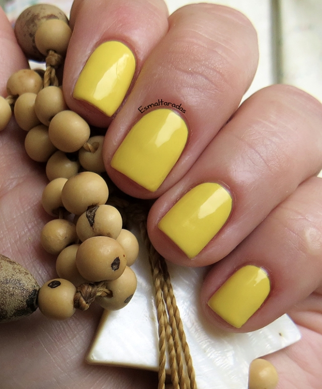 Mellow Yellow - Sally Hansen2