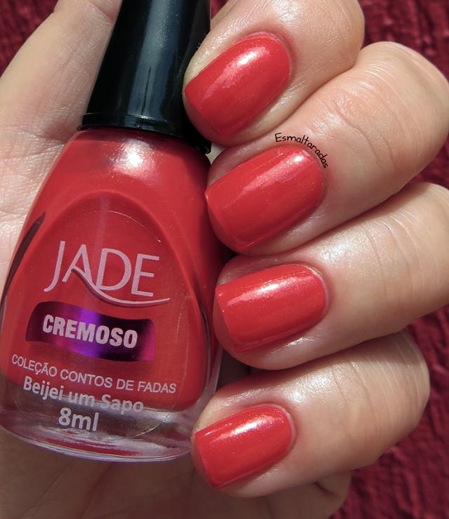 Beijei um sapo - Jade3