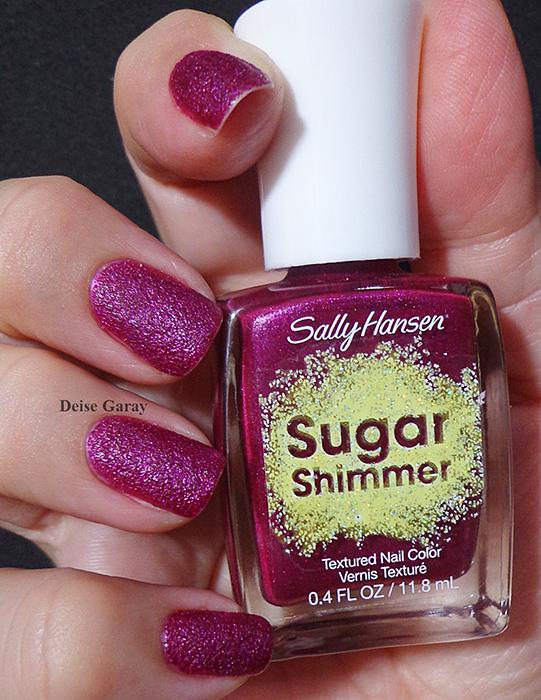cinny sweet - sally hansen sugar 011