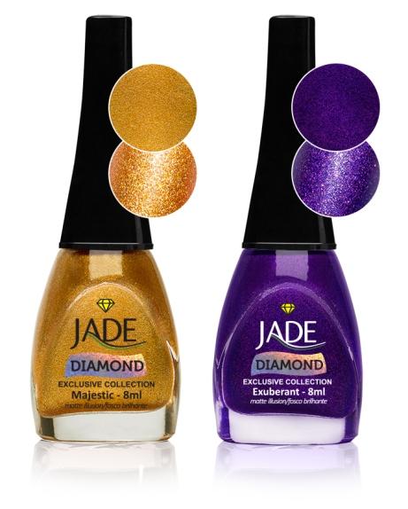 Esmalte JADE Exclusive Collection Diamond 5830 Majestic