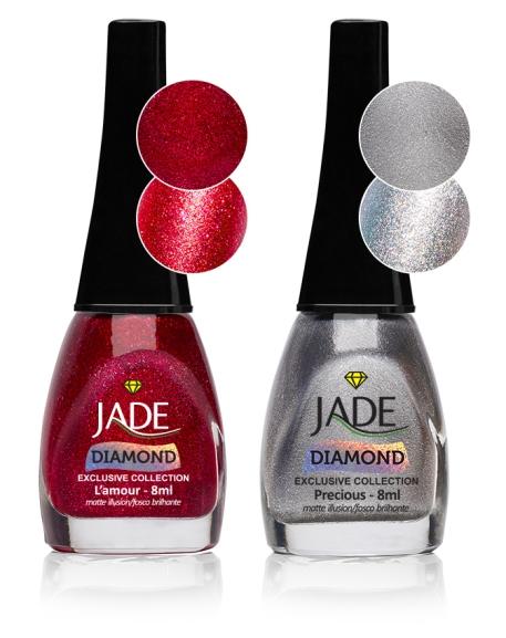 Esmalte JADE Exclusive Collection Diamond 5831 L'amour