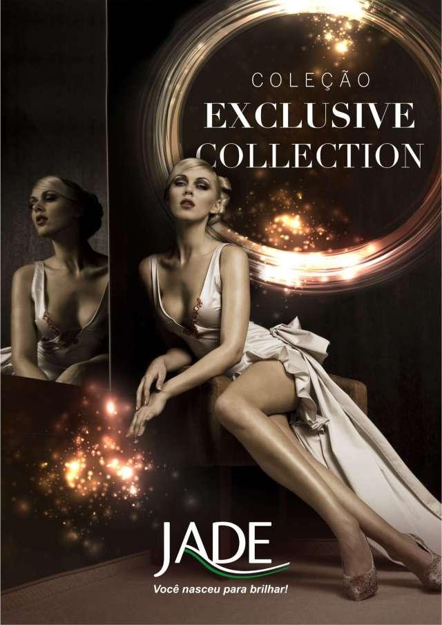 Esmaltes JADE - Exclusive Collection (capa)