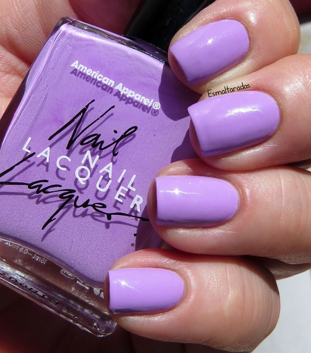 French Lilac - American Apparel