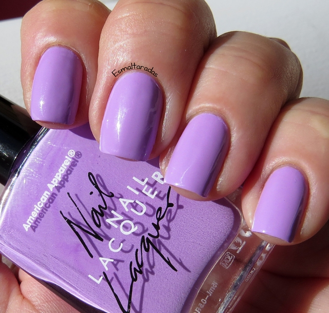 French Lilac - American Apparel2