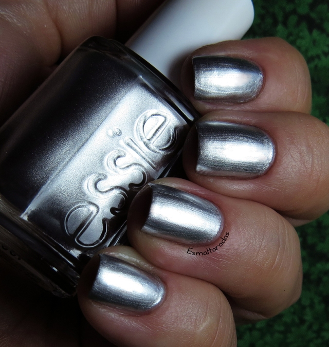 No Place like Chrome - Essie