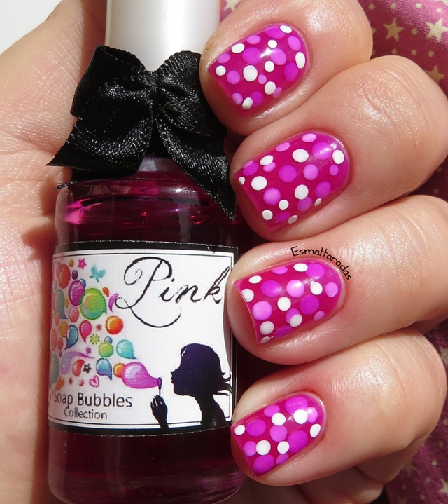 Pink - Soap Bubbles - EDK