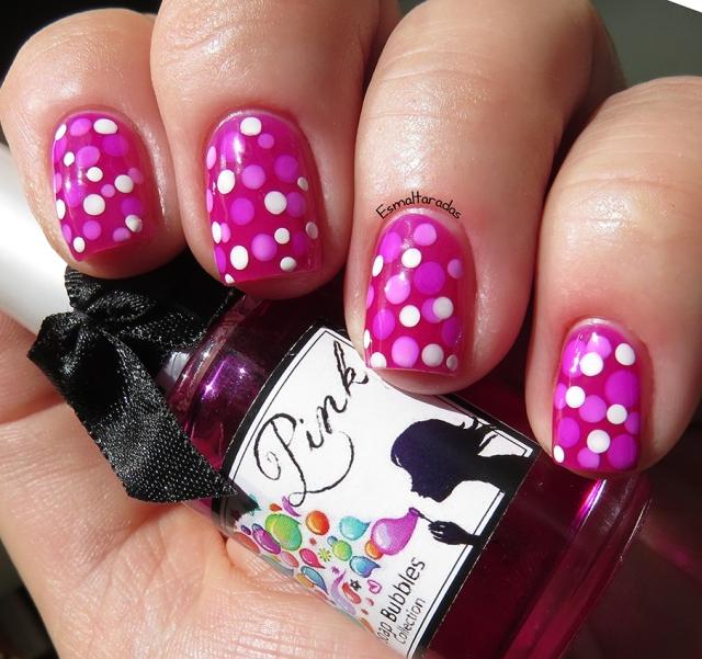 Pink - Soap Bubbles - EDK3