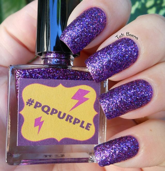 PQPurple - Esmalteria da KK