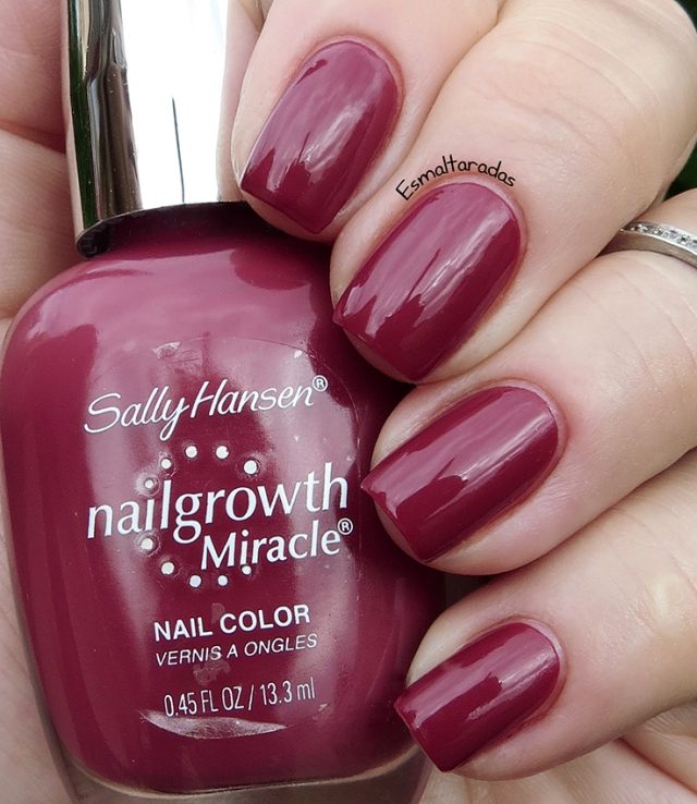 Beautiful Berry - Sally Hansen2